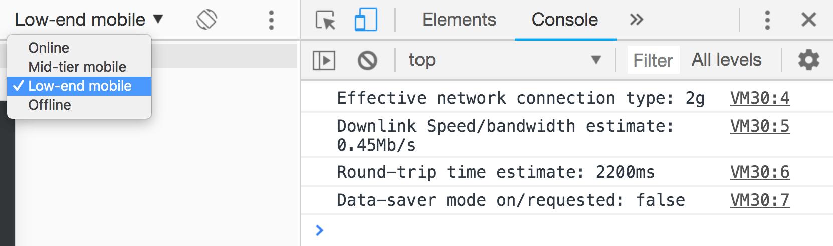 AddyOsmani.com   Adaptive Serving using JavaScript and the Network ...