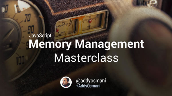 JavaScript Memory Management