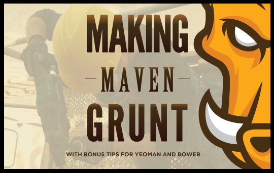 Getting Grunt, Yeoman and Bower into your Maven workflow